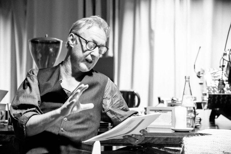 Holger Pfandt liest Altobelli